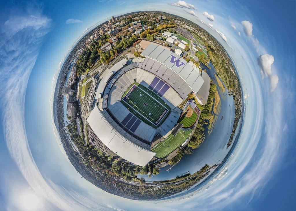 Little Planet Husky Staium Seattle