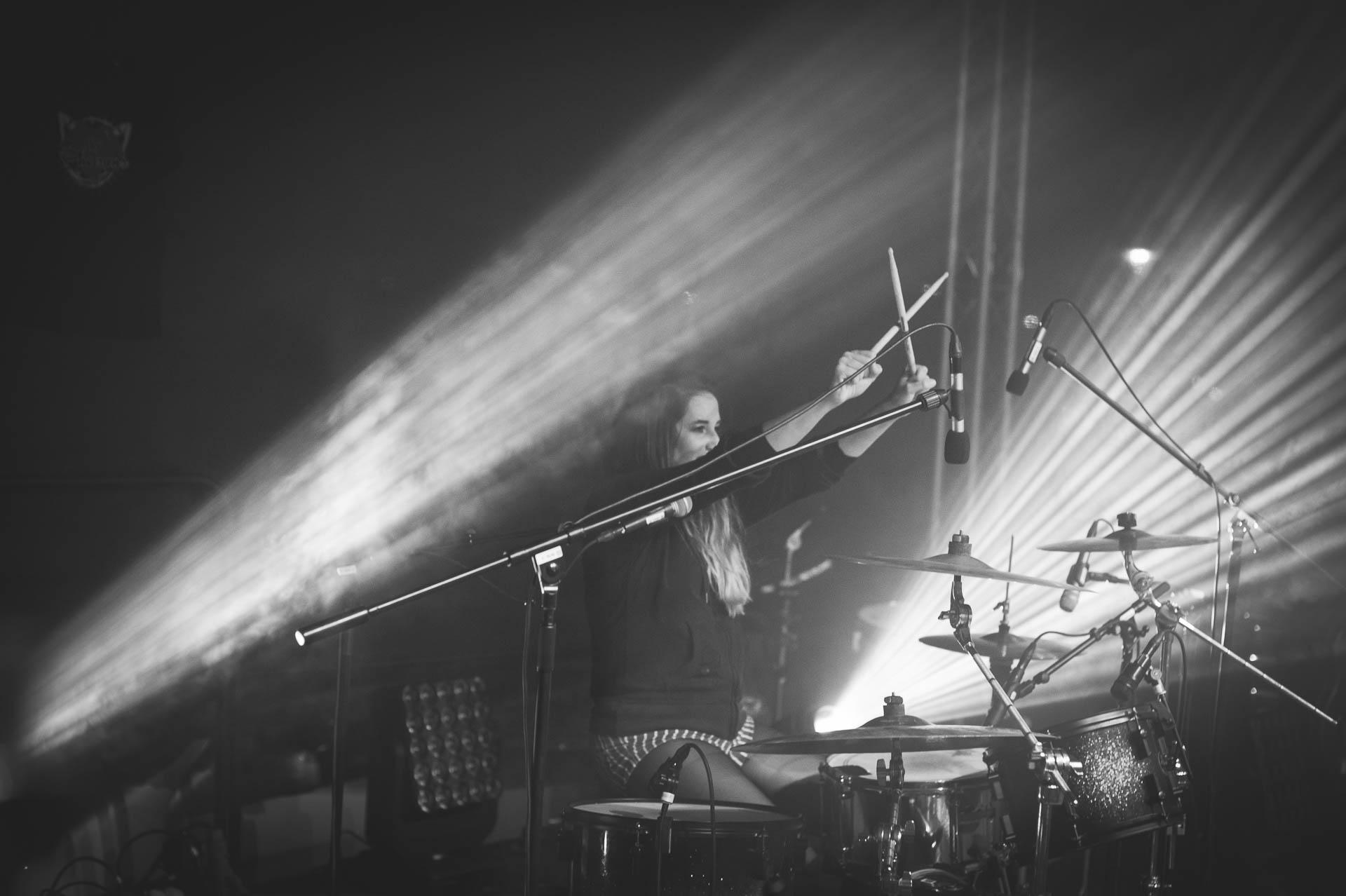 Konzert Berlin Schlagzeug Sticks X