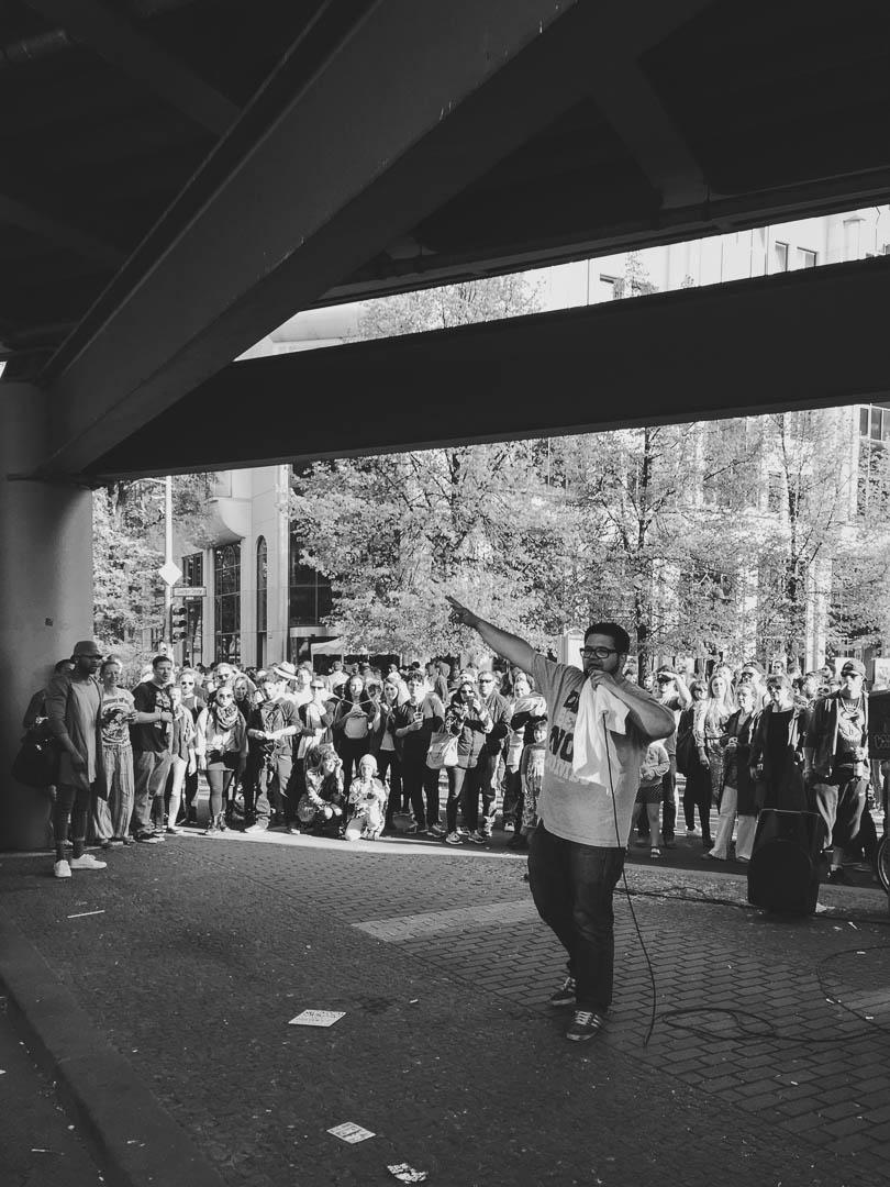 Soul Rock Beatbox 01 Mai myfest Kreuzberg tobi Bohn Fotograf
