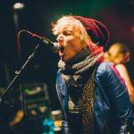 Female Singer Live Fotograf Tobi Bohn Berlin