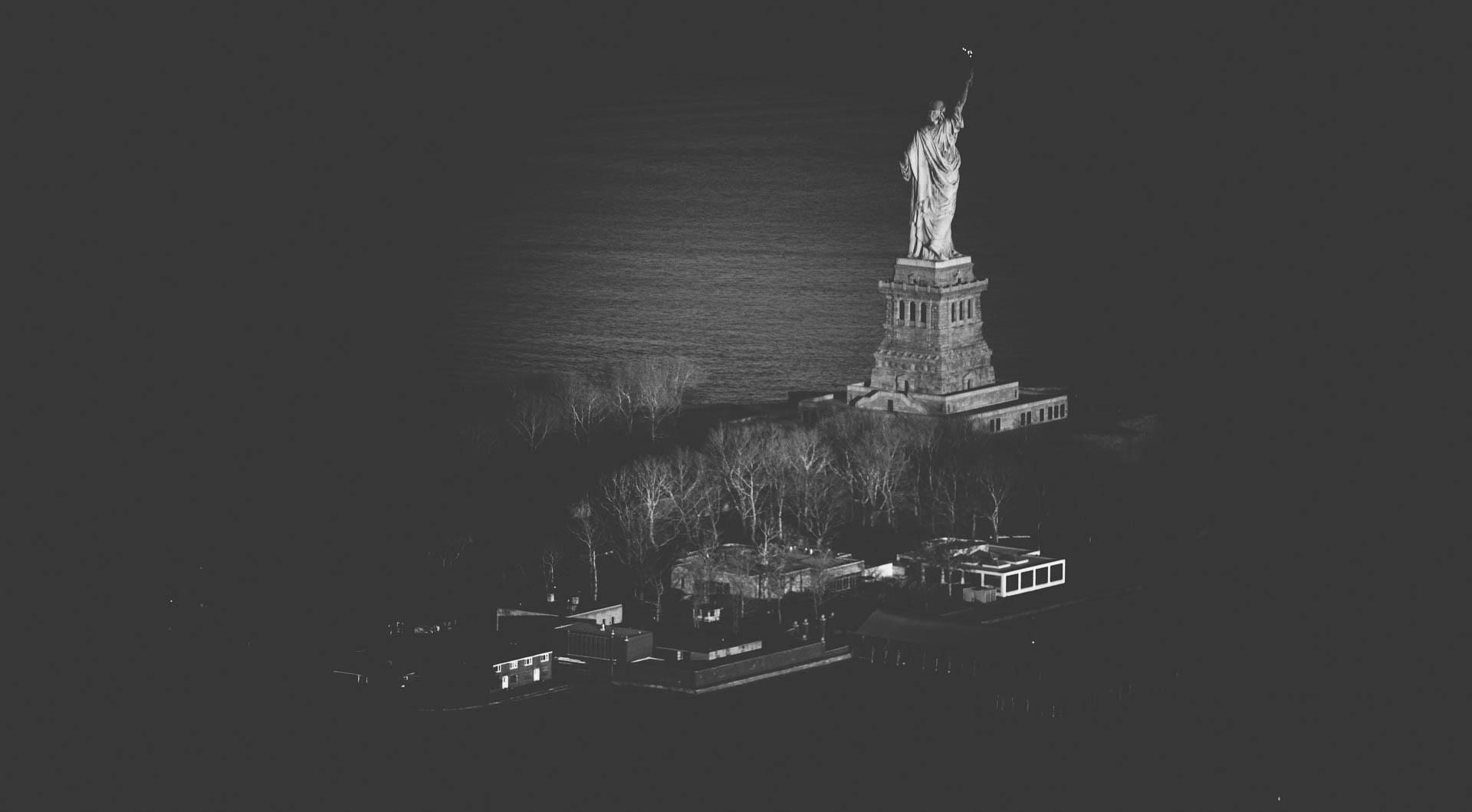 NYC Statue of Liberty Fotograf Tobi Bohn Berlin