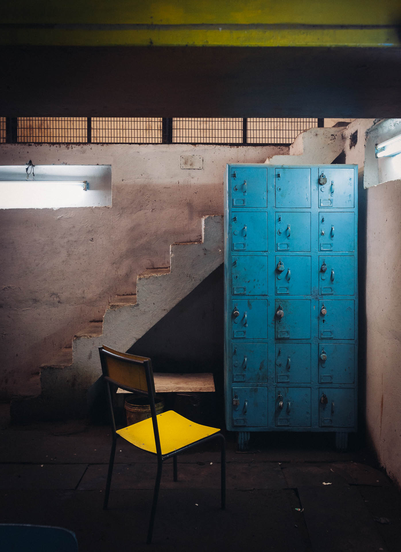 Indien Office Fotograf Tobi Bohn Berlin