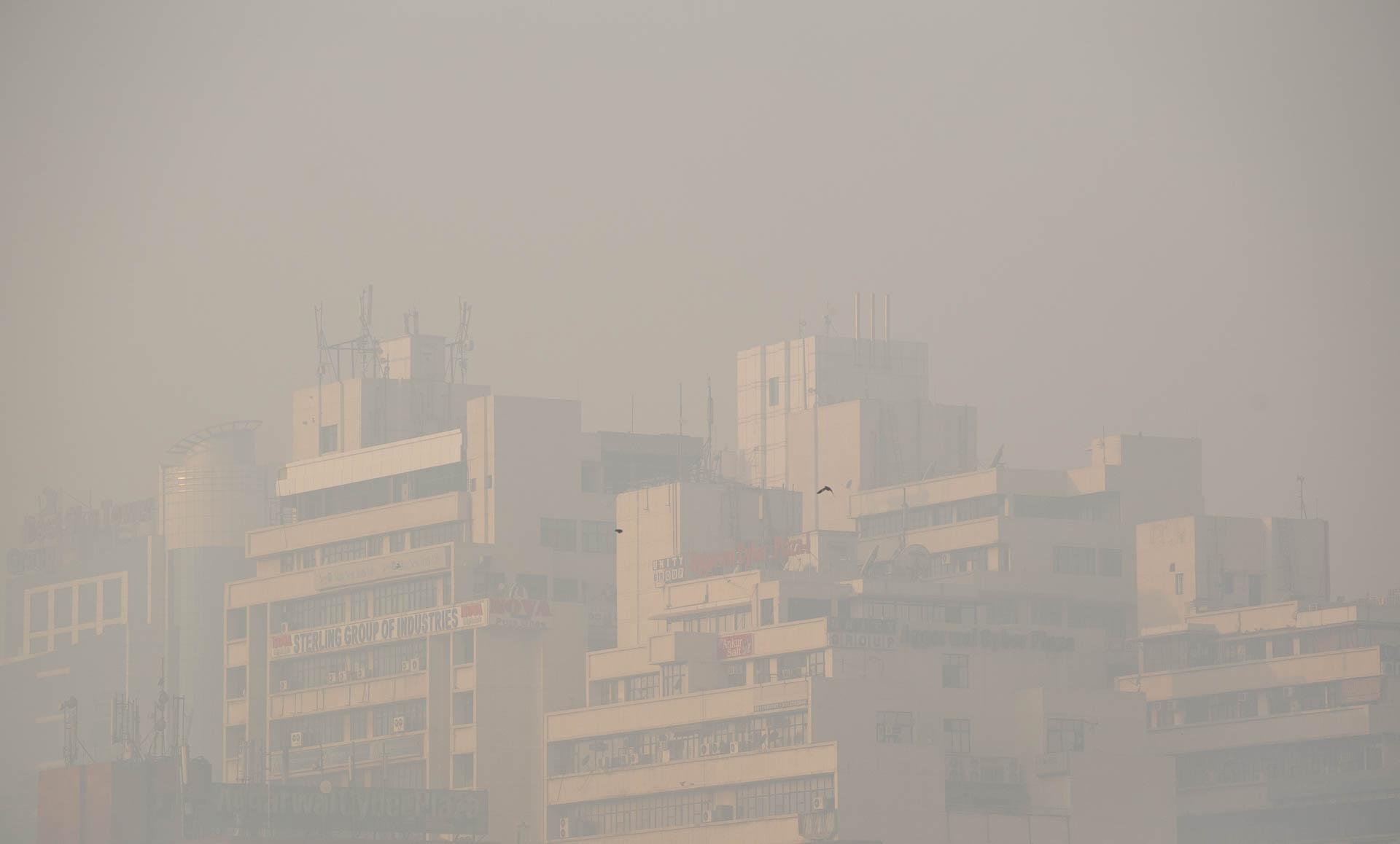Smog China Fotograf Tobi Bohn Berlin