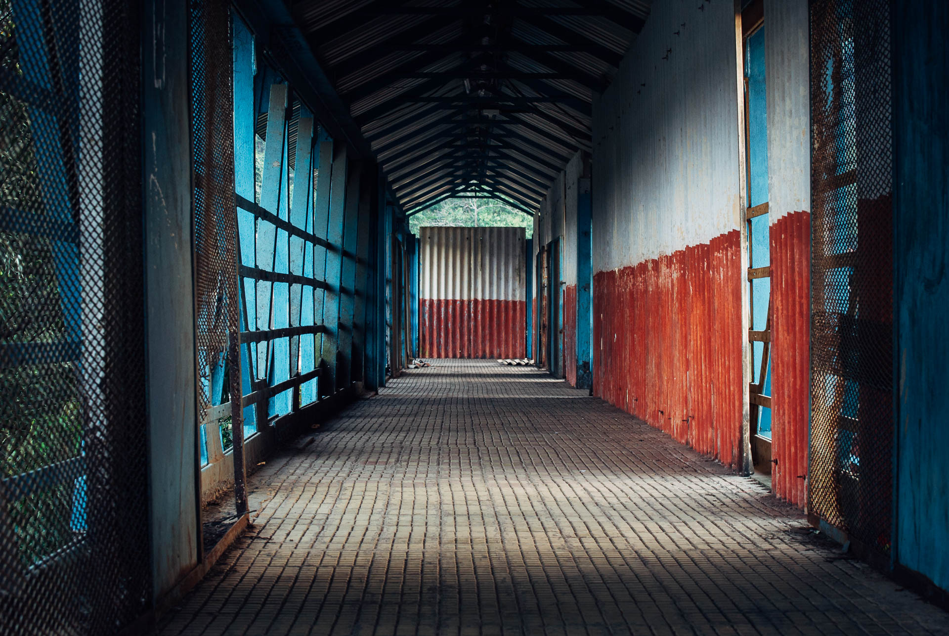 Bahnhof Khandala Indien Fotograf Tobi Bohn Berlin