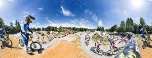 BMX Race Mellowpark by Tobi Bohn Panorama 360 Fotograf