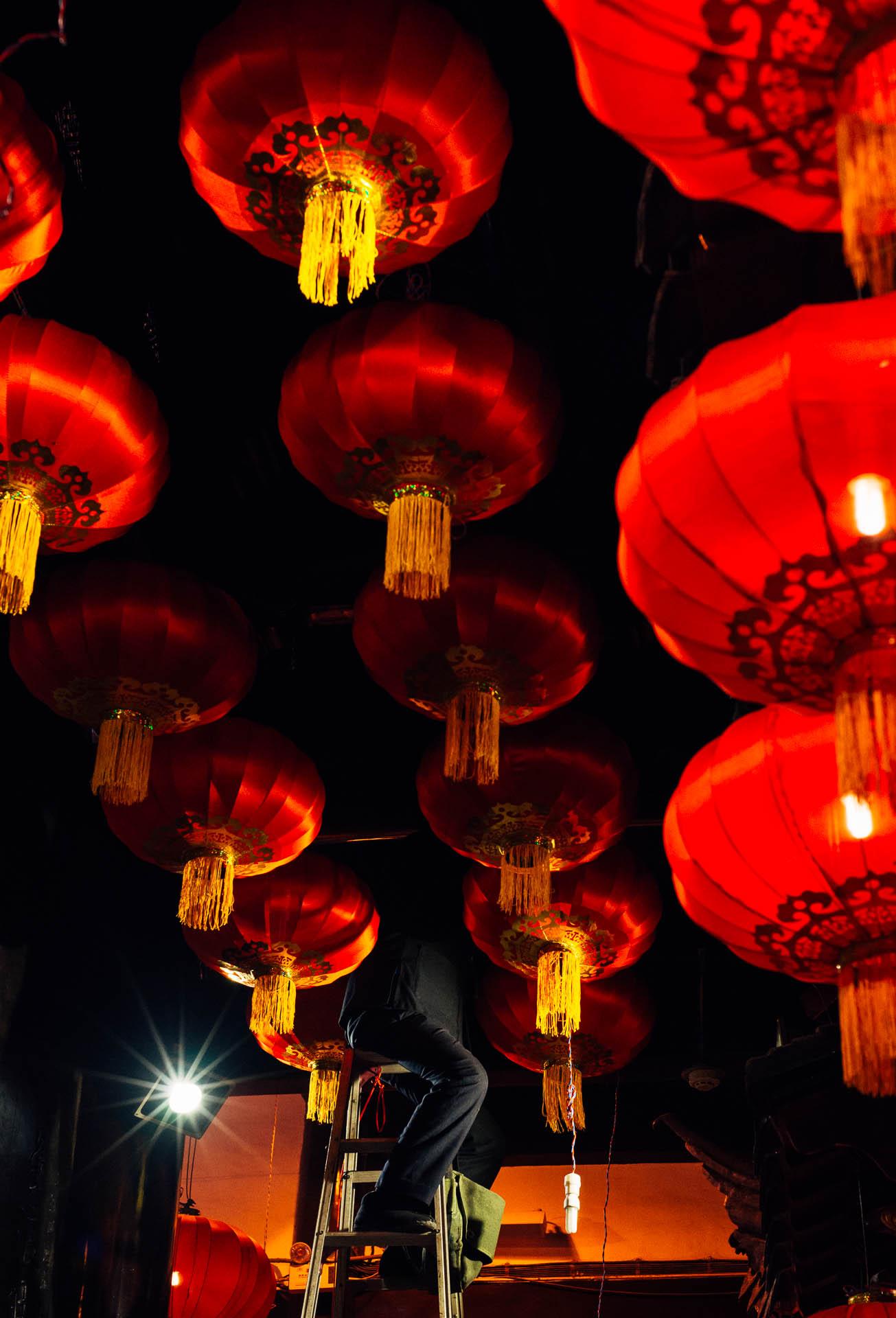 Shanghai Tempel Service