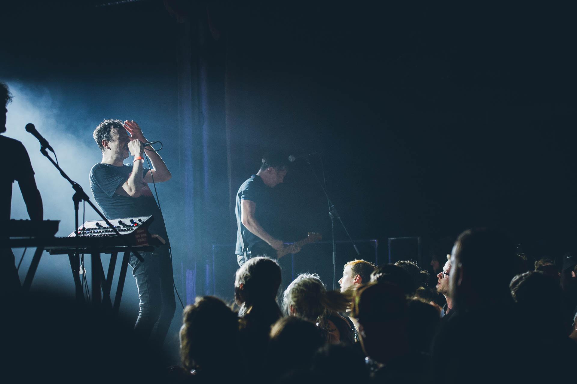 Egotronic Live Festsaal Kreuzberg Tobi Bohn Konzertfotograf