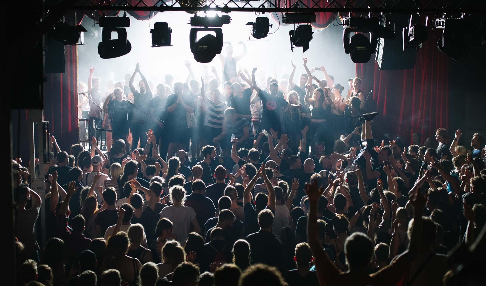 Egotronic Festsaal Kreuzberg – Konzert Fotos Berlin
