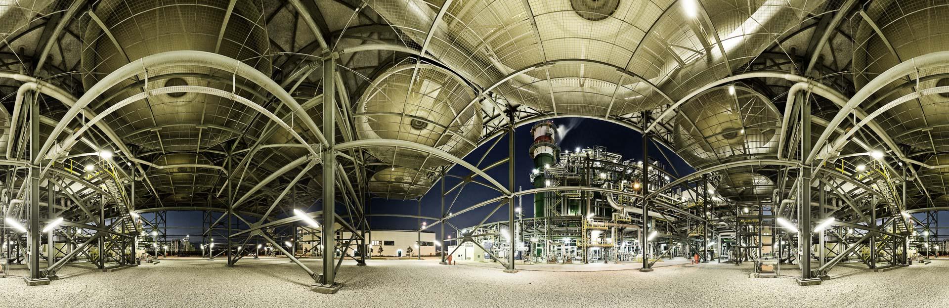 Gas Industrie Ventilatoren – 360° Foto
