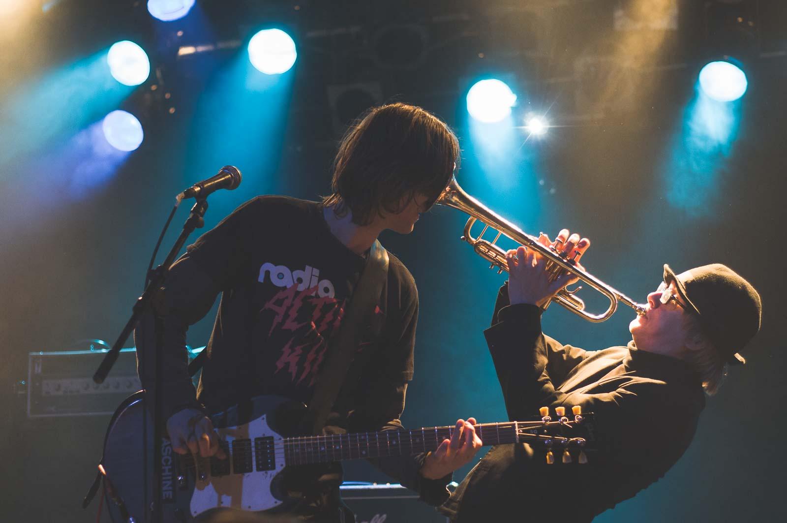 Trumpet – Konzert Fotos Berlin