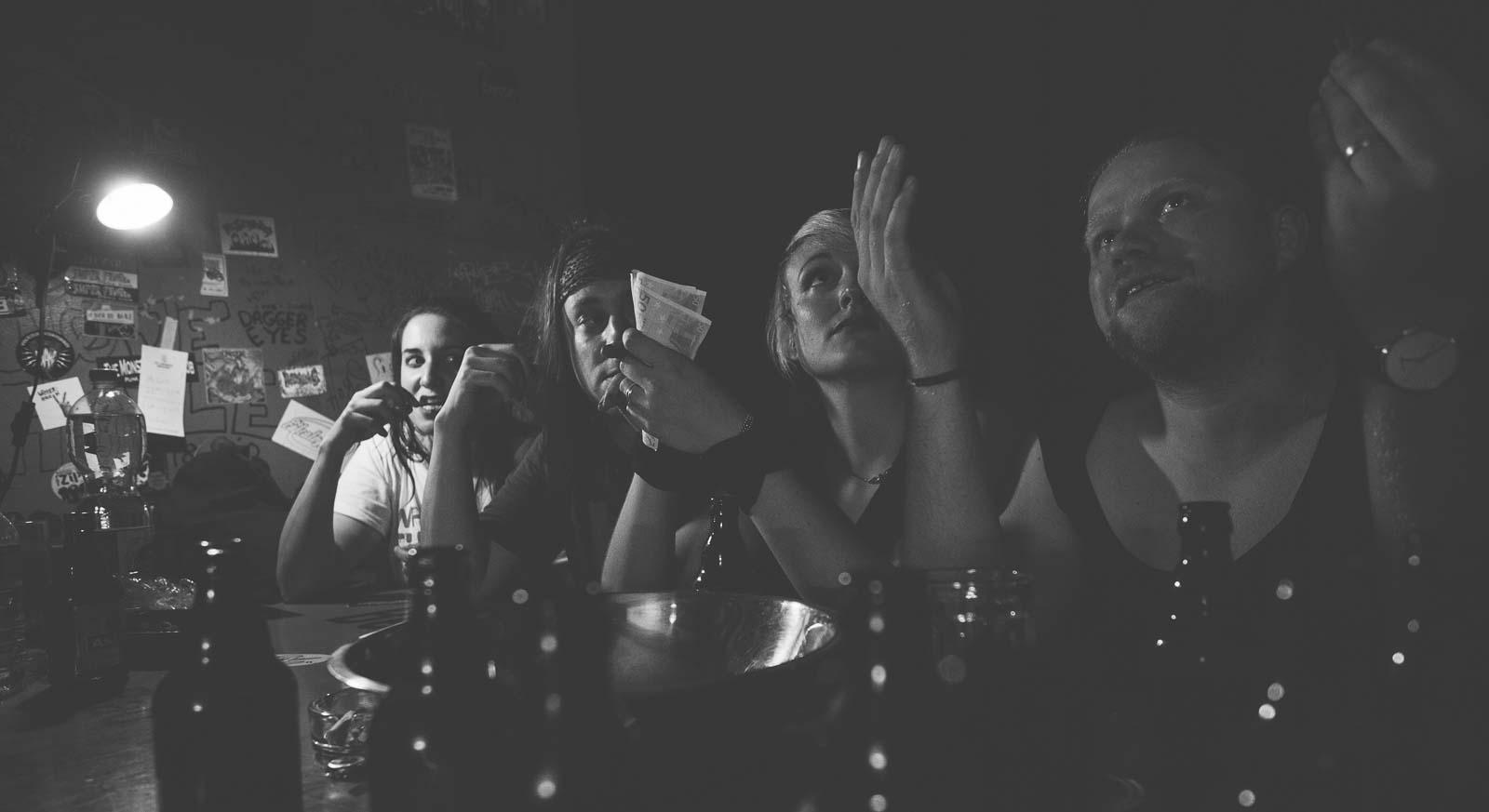 Backstage – Konzert Fotos Berlin