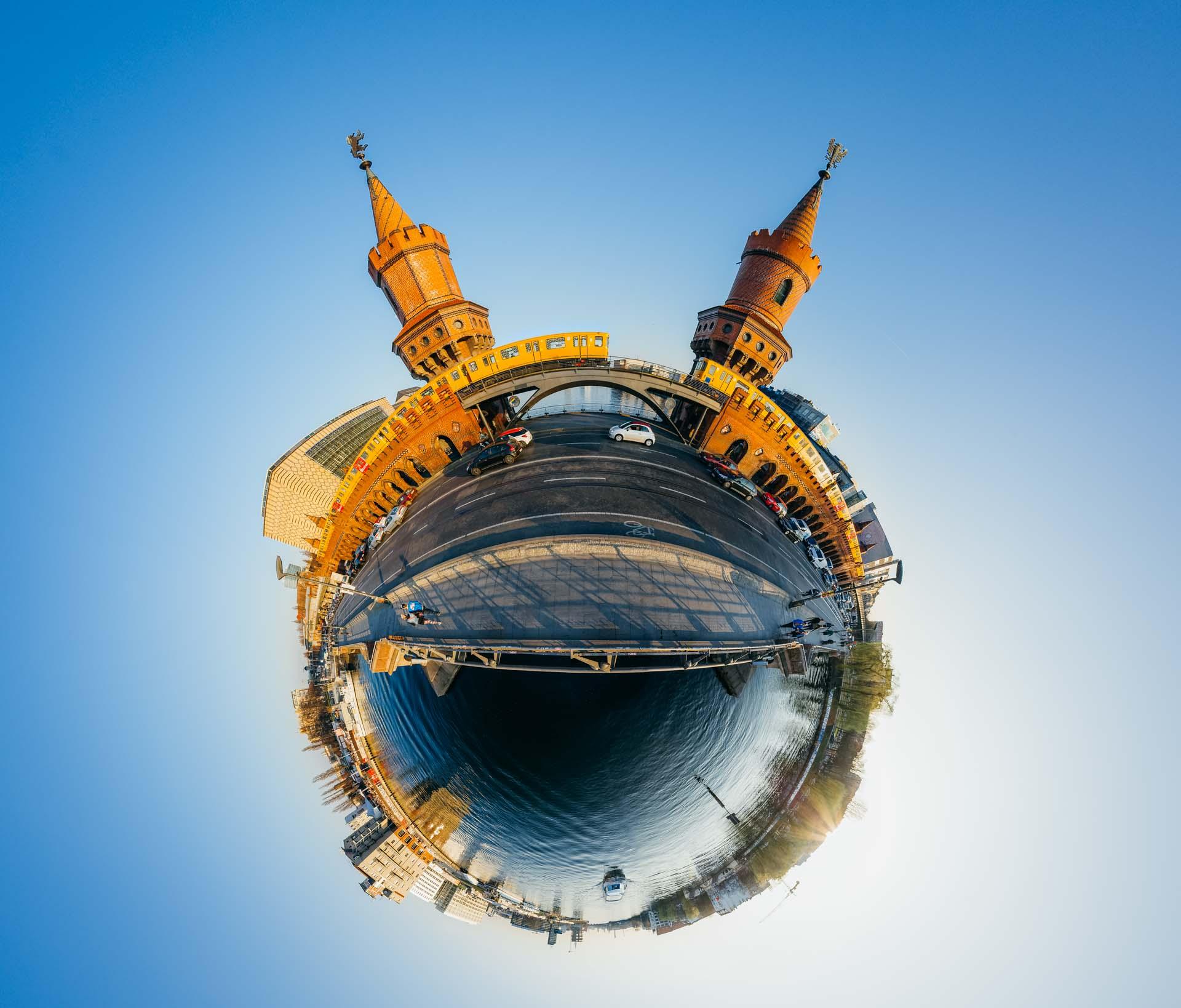 Panorama Foto Berlin 360 Grad Tobi Bohn