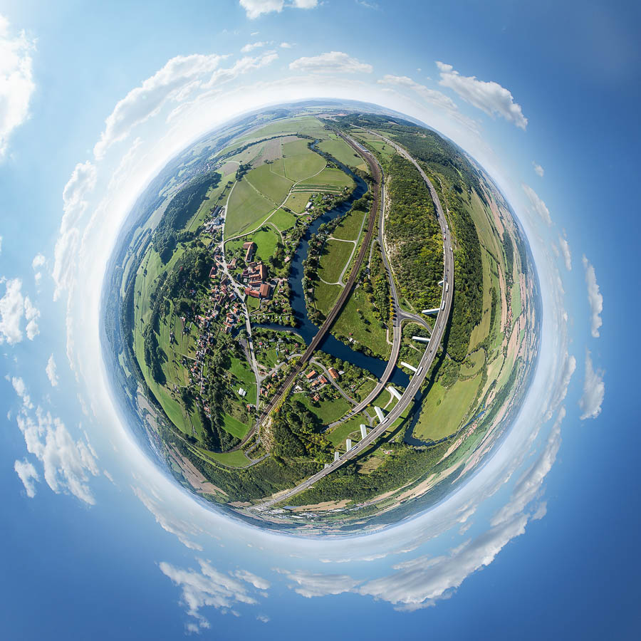 Little Planet Eisenach Autobahn
