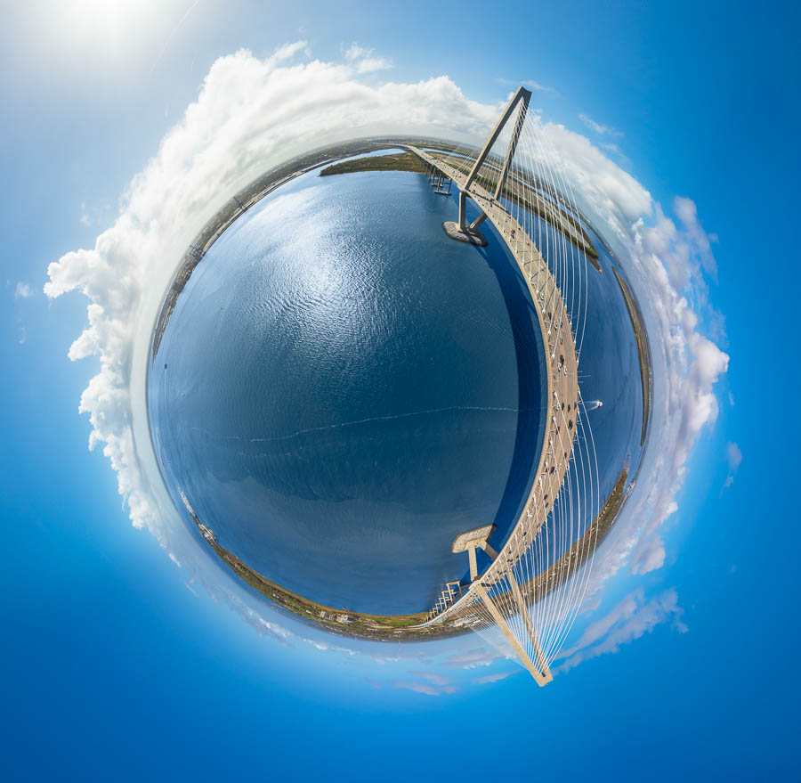 Little Planet Cooper Bridge