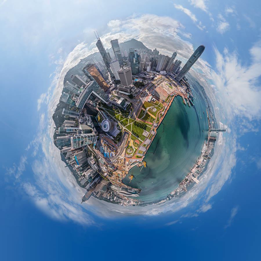 Little Planet Hong Kong CBD