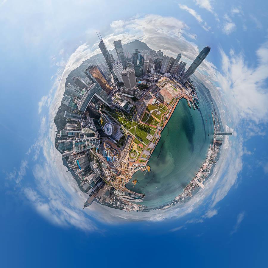 Little Planet Hong Kong CBD
