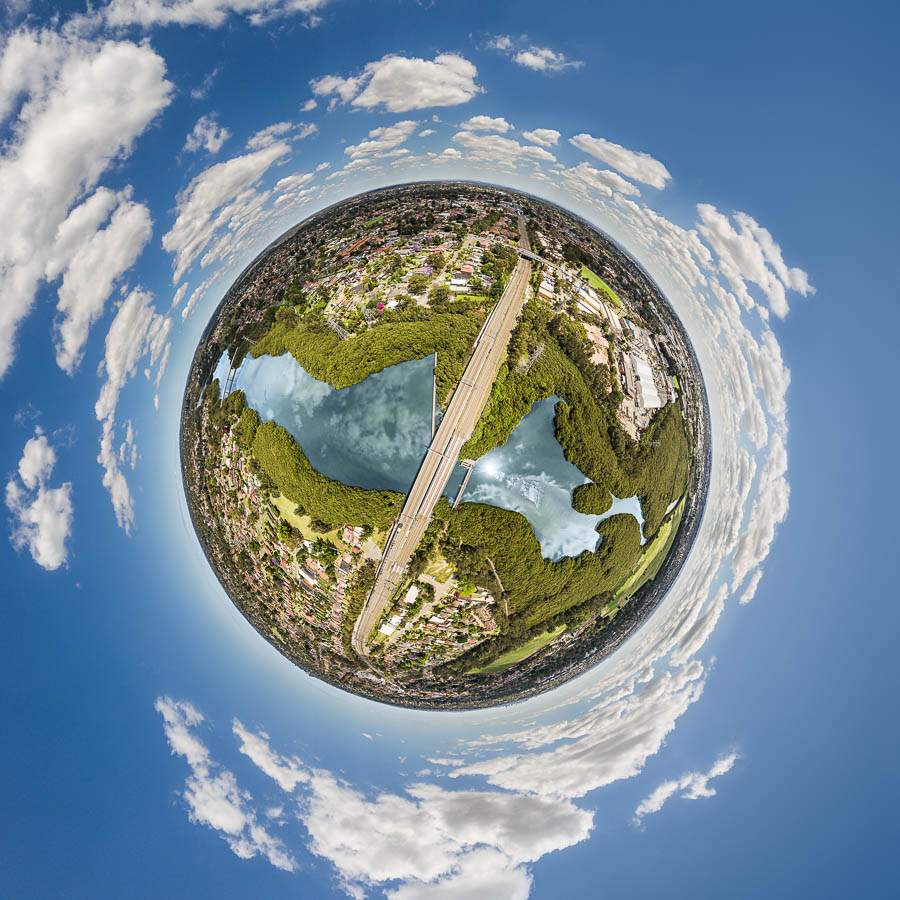 Little Planet Sydney Railroad